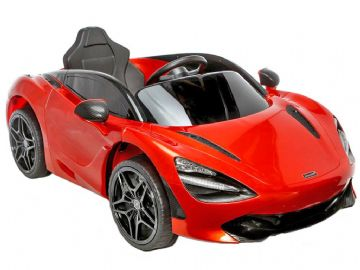 McLaren 720S Orange Licenced 12v Electric Ride on Car with Parental Control